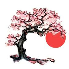 image result for cherry blossom tree branch sketch cherry