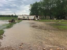 Flooding Missouri Map 150 Flood Victims Take Refuge In West Plains Shelter Many