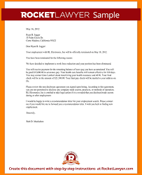 contract cancellation letter example professional resumes