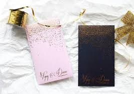 Bride Cards Just In How This Bride U0026 Groom Got Matching Wedding Cards Hello