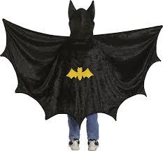 amazon com creative education u0027s hooded bat cape toys u0026 games