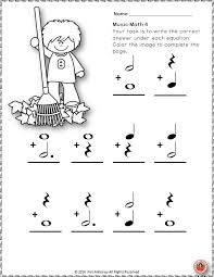 fall autumn music worksheets 24 music worksheets aimed at