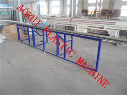 Plastic Handrail Wpc Profile Production Line On Sales Quality Wpc Profile
