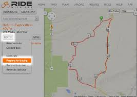 Map A Route Turn A Ride Into A Route With Cuesheet Ride With Gps Help