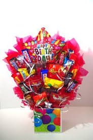 balloon and candy bouquets a candy bouquet with candy vase custom candy candy