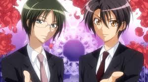 subaru brothers conflict image misa and subaru as a footman jpg kaichou wa maid sama