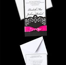 and black wedding invitations wedding templates