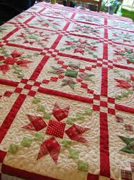 cozy little quilts vintage christmas quilt