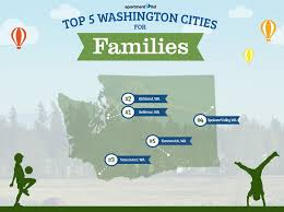 Kirkland Washington Map by The Best Family Friendly Washington Cities Apartment List