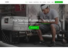 free one page website templates 201 free css