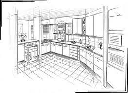 comment dessiner une cuisine dessiner sa cuisine simple awesome amazing concevoir sa cuisine en
