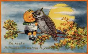 vintage halloween images the daily glean vintage halloween cards