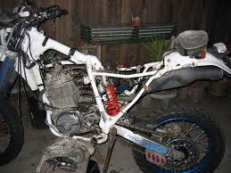 rebuilding my xr600r south bay riders