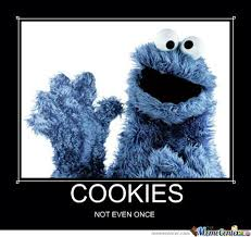 Cookie Monster Meme - cookie monster by carebear meme center