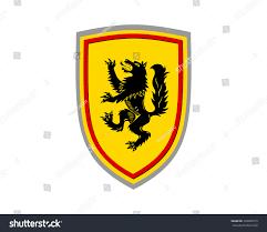 ferrari emblem vector wolf emblem vector stock vector 328002215 shutterstock