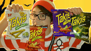 my first halloween my first time trying eps 11 takis halloween special