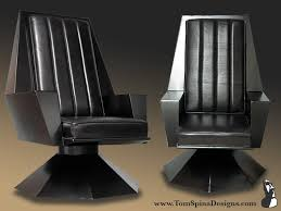 Throne Style Chair Custom Movie Themed Furniture Galactic Throne Tom Spina