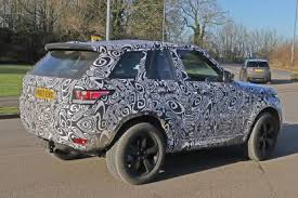 range rover defender 2018 all new 2018 land rover defender first spy shots snapped about all