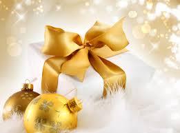 balloons balls decorations gift box gold ornaments