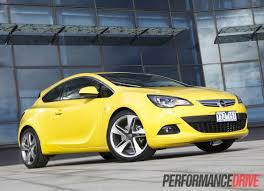 opel astra 2012 2012 opel astra gtc review australian launch performancedrive