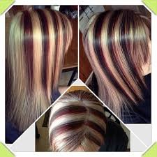 how to add colour chunks to hairstyles 49 best outdated hair images on pinterest hairstyle short hair