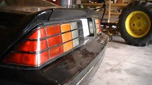 Cheap Tail Light Assembly Iroc Tail Light Cleaning Cheap Easy Youtube