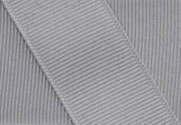 gross grain ribbon grosgrain ribbon 1 5 inch 5 yards grey