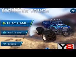 play monster truck road webgl game free car games