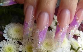 subtle seduction u2013 step by step nail art design