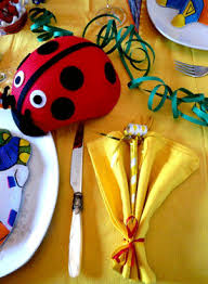 kids table decoration creative toys centerpiece ideas