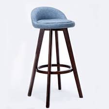 low bar stool chairs low bar stool chairs bs06 low bar stool with wooden leg 4 colors