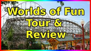 silver dollar city halloween worlds of fun kansas city tour and review sir willow u0027s park