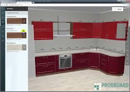 online 3d kitchen design prodboard online kitchen planner 3d kitchen design youtube