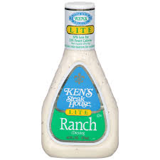 ken u0027s steak house ranch dressing lite 16 fl oz walmart com