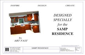 kitchen drawing sample warm home design