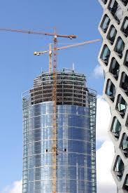 tour de bureau la nouvelle flèche de varsovie de tour de bureau en capitale