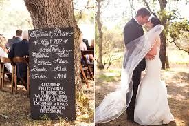 Chalkboard Wedding Program Template 6 Best Images Of Creative Wedding Programs Wedding Program Idea