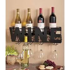 shop wine bottle wall rack on wanelo