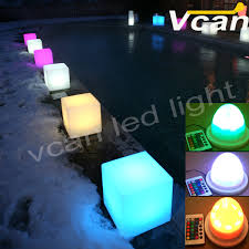 ball with light inside 5pcs dhl free shipping super bright led light furniture ball cube
