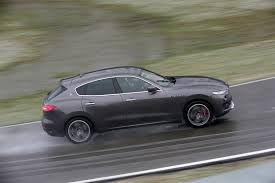 2017 Maserati Levante First Drive Review Motor Trend