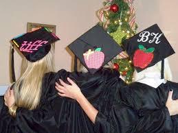 Horrible Super Graduation Cap Ideas Hative Decorated Graduation
