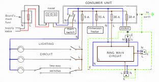 domestic wiring diagram uk domestic wiring diagrams instruction