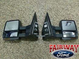2013 ford f150 towing 07 thru 14 f 150 oem ford power heat telescopic trailer tow