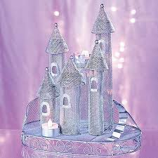 Carriage Centerpiece Fairytale Castle Centerpiece Walmart Com
