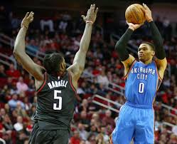 thunder u0027s russell westbrook will be spurs u0027 biggest defensive test