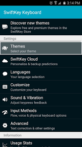 swift keyboard themes hack how to get swiftkey s all black ninja themes for free android