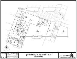 basic floor plans creating basic floor plans from an architectural drawing in