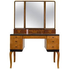 Antique Makeup Vanity Table Antique And Vintage Vanities 643 For Sale At 1stdibs