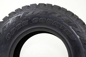 Great Customer Choice 33x12 5x17 All Terrain Tires Toyo Open Country R T Tire Review
