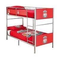 Bunk Beds Liverpool Liverpool Fc Metal Bunk Beds In Peterborough Cambridgeshire